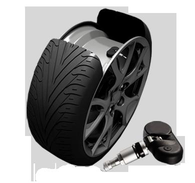 Датчики давления в шинах