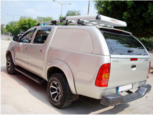 Kung Commercial Toyota Hilux