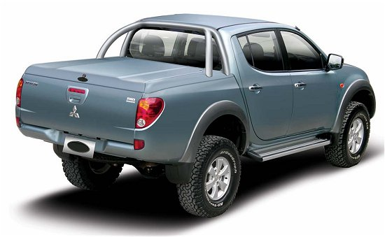 Top Up 2 Mitsubishi L200