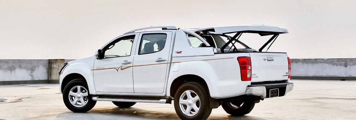 Крышка GRX LID для VW Amarok