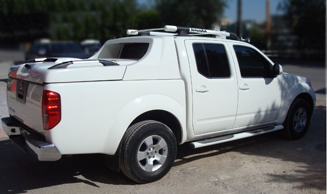 Fullbox Parts Nissan Navara