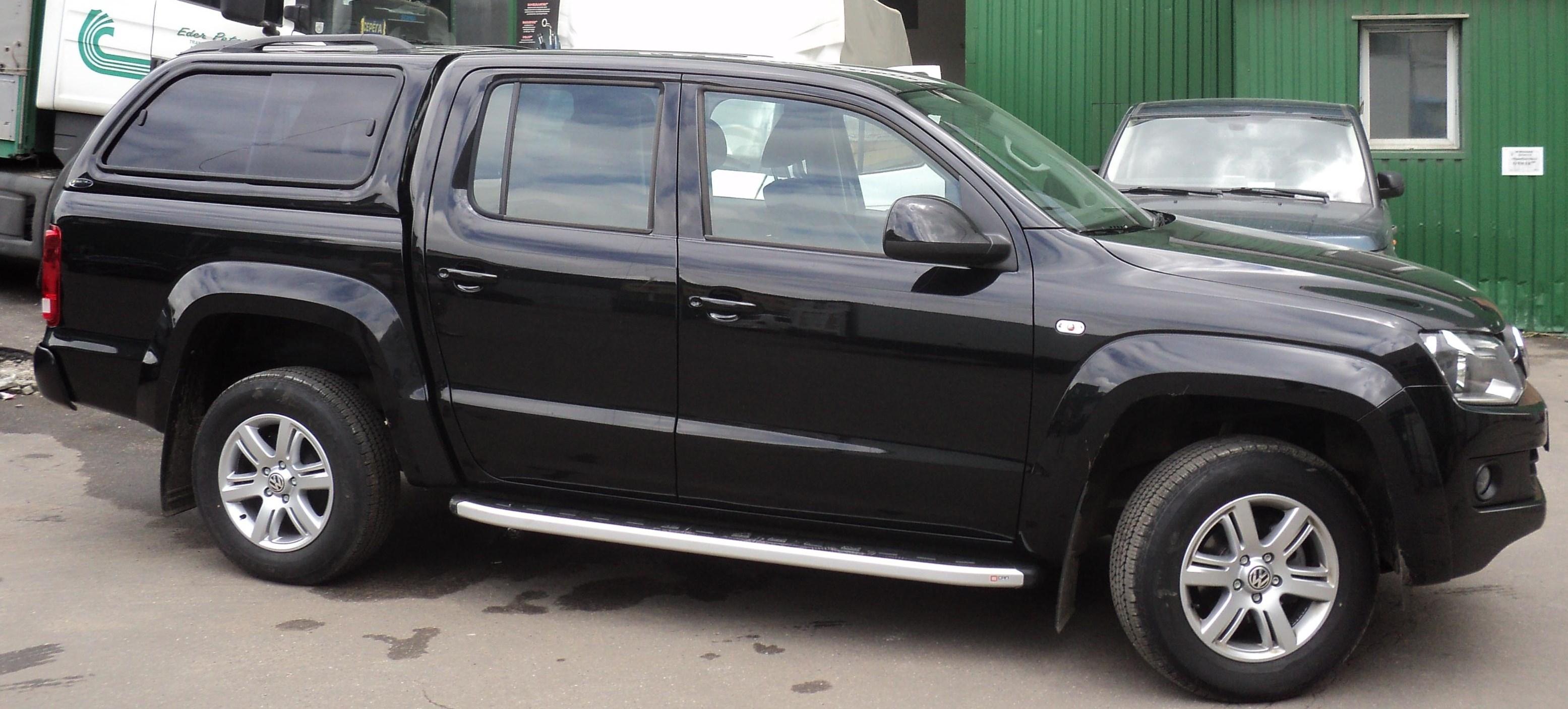 S560 VW Amarok