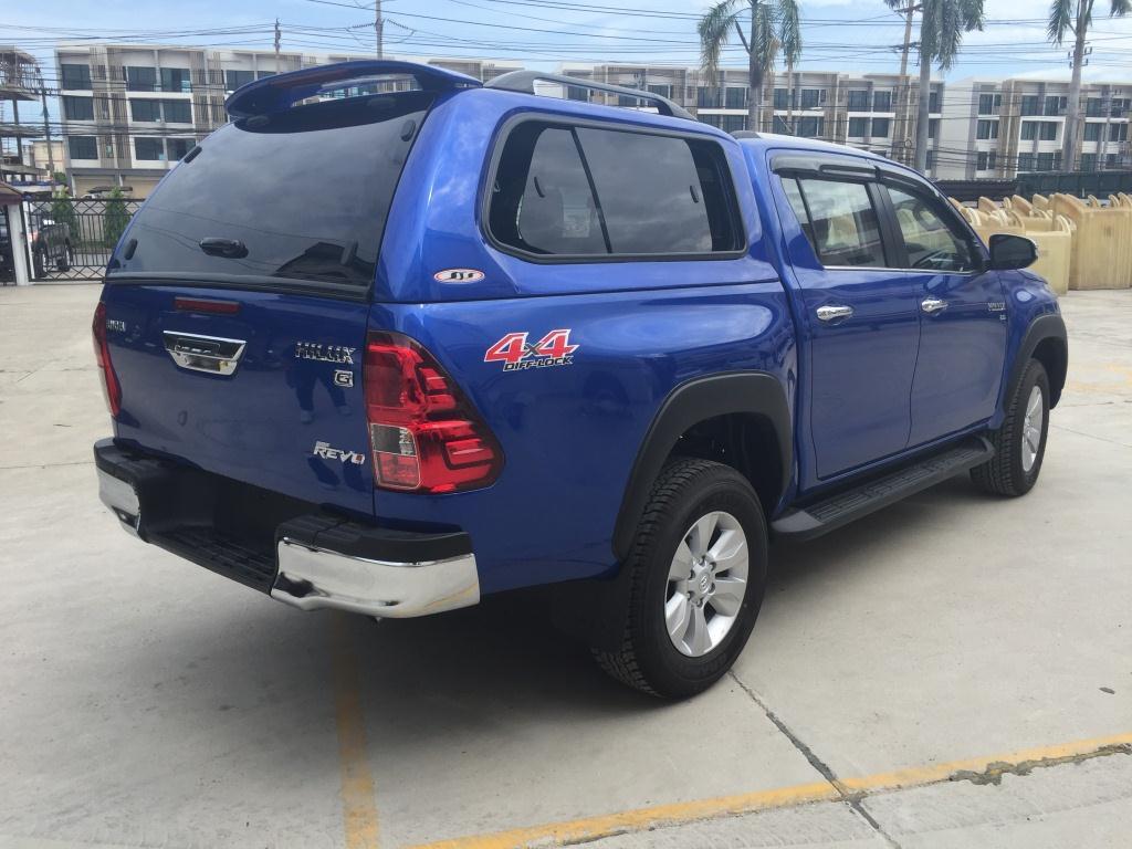Toyota Revo Blue Color 005